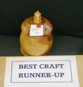 Ornamental Box - Applewood