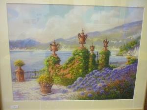 Roy Price, Villa Del Belvianello, Como