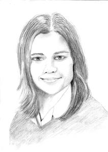 Rebecca sketch