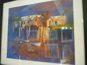 Barbara Singleton, Down at the Quay