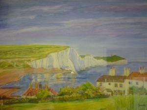 Fioretta Evans, Seven Sisters, Sussex