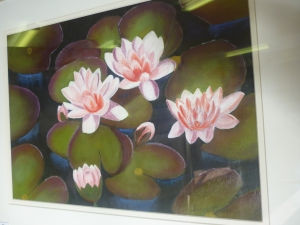 Janet Roberts, Waterlillies