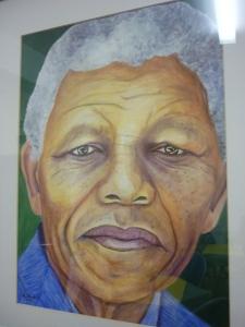 John Dinwoodie, Mandela