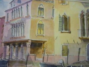Tony Cox, Morning Light, Venice