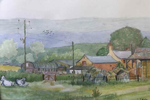 Shropshire Farm I