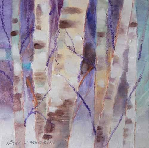 Silver Birches II