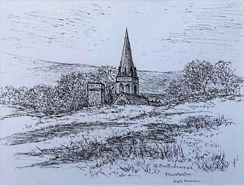 Thurstaston Church